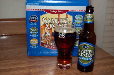 Samuel Adams – Irish Red