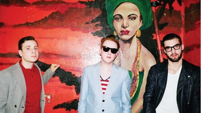 Two Door Cinema Club está de vuelta en Monterrey