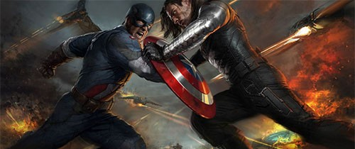Primer trailer de Captain America, The Winter Soldier