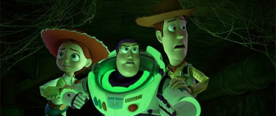 Toy Story of Terror, trailer