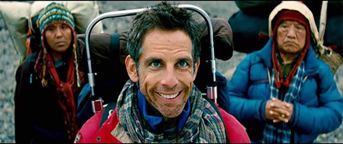 'The secret life of Walter Mitty' con Ben Stiller