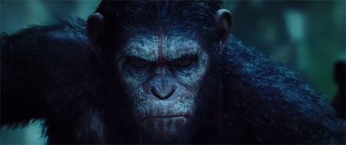 'Dawn of the planet of the Apes' estrena trailer
