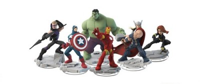 Los superhéroes de Marvel llegan a Disney Infinity