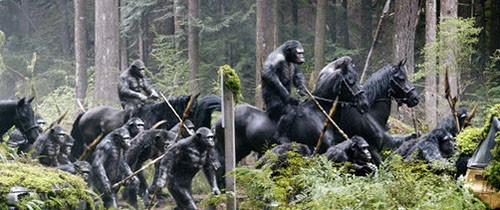 "Nuevo trailer de ""Dawn of the Planet of the Apes"""