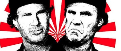 Lo inevitable por fin sucedió Will Ferrel y Chad Smith de RHCP en un Drum Off !!
