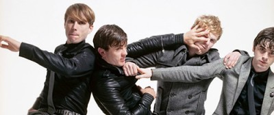 Get Ready to Rock Monterrey – Franz Ferdinand