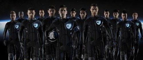 "Ronaldo y Messi forman parte del Galaxy11 ""Football will save the planet"""