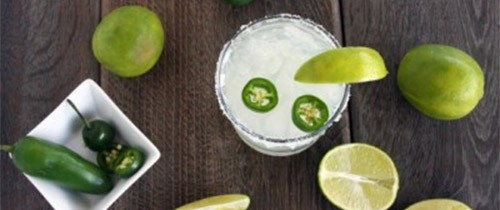 Drinks & Cocktails – Jalapeño Margarita (Ay, ay, ay, ay, Pisteale y No Llores!)
