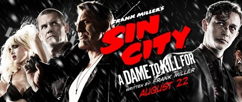 Nuevo trailer de Sin City: A Dame to Kill For